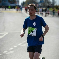 The 27th Lattelecom Riga Marathon - James Etherington (6369)