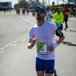 The 27th Lattelecom Riga Marathon - Yury Lazarevich (3798)