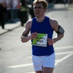 The 27th Lattelecom Riga Marathon - Valeriy Pisarkov (3909)