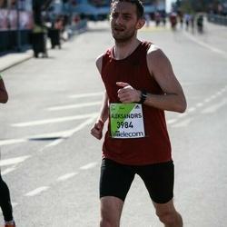 The 27th Lattelecom Riga Marathon - Aleksandrs Moisejevs (3984)