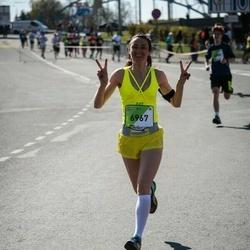 The 27th Lattelecom Riga Marathon - Ala Kasabutskaya (6967)