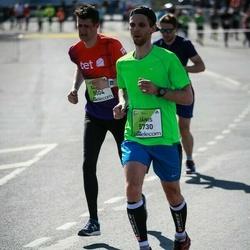 The 27th Lattelecom Riga Marathon - Jānis Leimanis (5730)