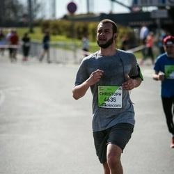 The 27th Lattelecom Riga Marathon - Christoph Kastner (4635)