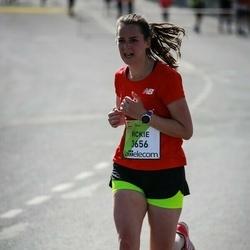 The 27th Lattelecom Riga Marathon - Vickie Burns (3656)