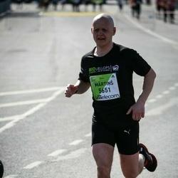 The 27th Lattelecom Riga Marathon - Mārtiņš Seiksts (5651)