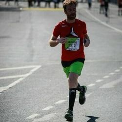 The 27th Lattelecom Riga Marathon - George Clayton (2510)