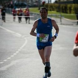 The 27th Lattelecom Riga Marathon - Dariusz Dawidejt (4829)