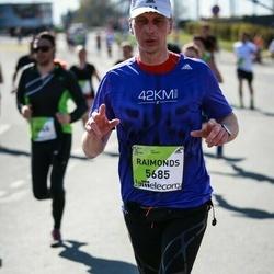 The 27th Lattelecom Riga Marathon - Raimonds Soopargs (5685)