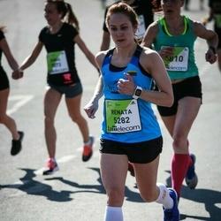 The 27th Lattelecom Riga Marathon - Renata Nedzveckaitė (5282)