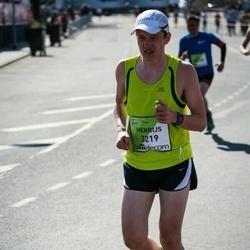 The 27th Lattelecom Riga Marathon - Henrijs Lērme (3219)