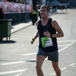 The 27th Lattelecom Riga Marathon - Thomas Herzig (2519)