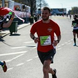 The 27th Lattelecom Riga Marathon - Kaspars Štromanis (3673)