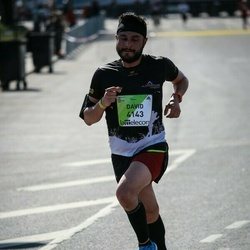 The 27th Lattelecom Riga Marathon - David Cifuentes (4143)