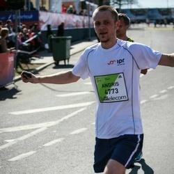 The 27th Lattelecom Riga Marathon - Andris Ažēns (4773)
