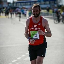 The 27th Lattelecom Riga Marathon - Damian Mitchell (2789)
