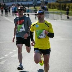 The 27th Lattelecom Riga Marathon - Ardo Virkebau (5095)