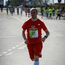 The 27th Lattelecom Riga Marathon - Ben Webb (3053)