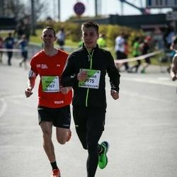 The 27th Lattelecom Riga Marathon - Daniiar Tolumbaev (3975)