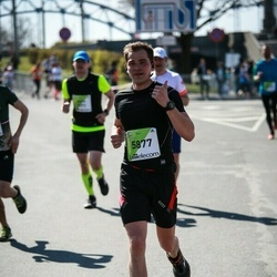 The 27th Lattelecom Riga Marathon - Deniss Aksjonovs (5877)
