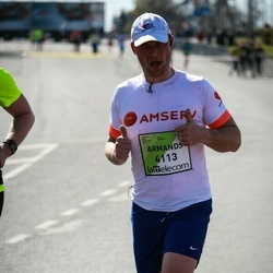 The 27th Lattelecom Riga Marathon - Armands Vimba (4113)