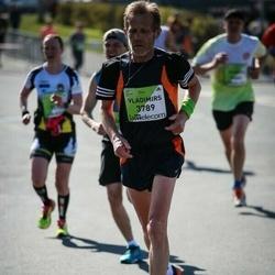The 27th Lattelecom Riga Marathon - Vladimirs Jevsejevs (3789)
