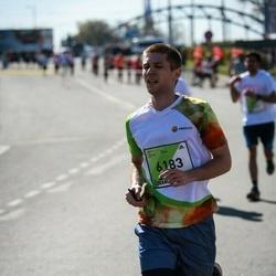 The 27th Lattelecom Riga Marathon - Dāvis Zariņš (6183)