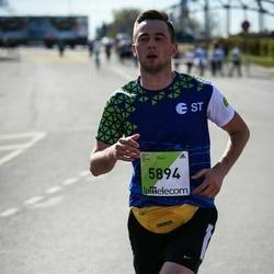 The 27th Lattelecom Riga Marathon - Toms Eglijs (5894)