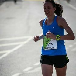 The 27th Lattelecom Riga Marathon - Sanita Laicāne (3596)