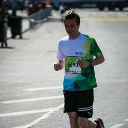 The 27th Lattelecom Riga Marathon - Jurģis Stukuls (6690)