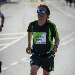 The 27th Lattelecom Riga Marathon - Andrejs Buročkins (4998)