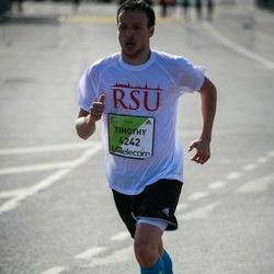 The 27th Lattelecom Riga Marathon - Timothy Müller (4242)