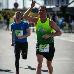 The 27th Lattelecom Riga Marathon - Mark Capitein (2549)