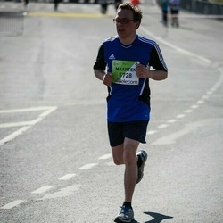 The 27th Lattelecom Riga Marathon - Maarten Lemken (5728)