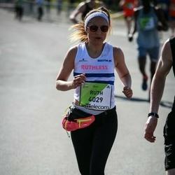 The 27th Lattelecom Riga Marathon - Ruth Walker (4029)