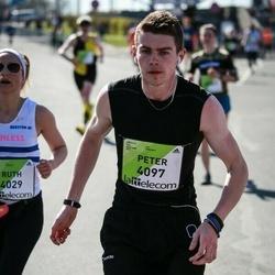 The 27th Lattelecom Riga Marathon - Peter Wright (4097)