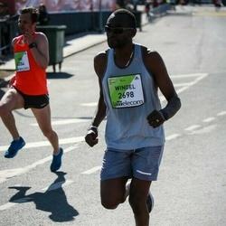 The 27th Lattelecom Riga Marathon - Windel Simpson (2698)