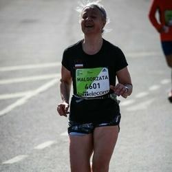 The 27th Lattelecom Riga Marathon - Malgorzata Kuczabo (4601)