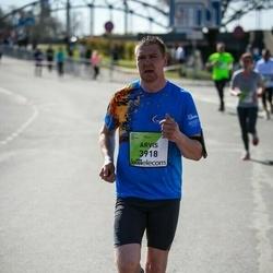 The 27th Lattelecom Riga Marathon - Arvis Ješkins (3918)