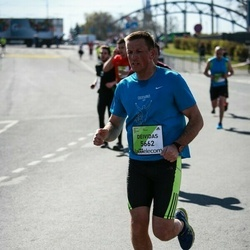 The 27th Lattelecom Riga Marathon - Deividas Neniskis (5662)