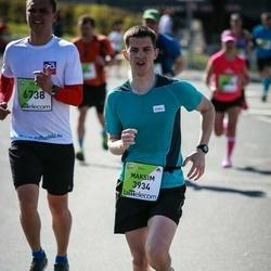 The 27th Lattelecom Riga Marathon - Maksim Orlov (3934)