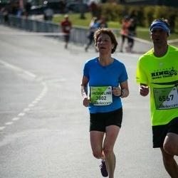 The 27th Lattelecom Riga Marathon - Jacqueline Van Den Bercken (3802)