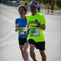 The 27th Lattelecom Riga Marathon - Konstantin Rogozin (6567)