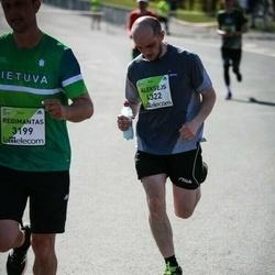 The 27th Lattelecom Riga Marathon - Aleksejs Smirnovs (4322)