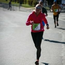 The 27th Lattelecom Riga Marathon - Anna Burkova (2547)