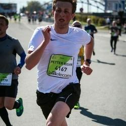The 27th Lattelecom Riga Marathon - Petter Risan Granlund (4167)