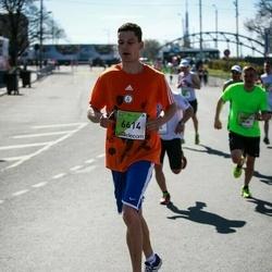 The 27th Lattelecom Riga Marathon - Patriks Strazdiņš (6614)
