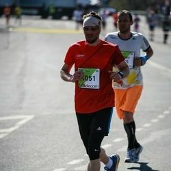 The 27th Lattelecom Riga Marathon - Mikus Ratelis (6051)