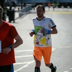 The 27th Lattelecom Riga Marathon - Andriy Nebrat (3035)