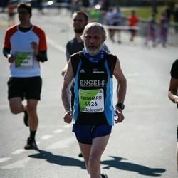 The 27th Lattelecom Riga Marathon - Reinhard Feindt (4926)