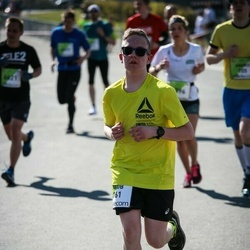 The 27th Lattelecom Riga Marathon - Jakub Szulc (4761)